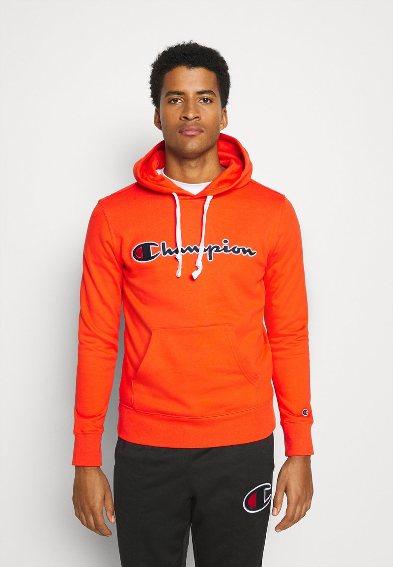 Champion - HOODED - Mikina skapucí - red