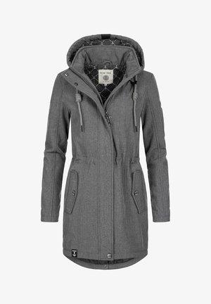 Waterproof jacket - grau21