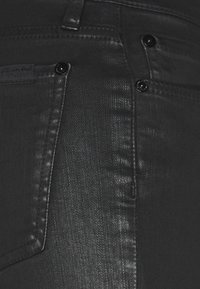 7 for all mankind - THE SKINNY - Jeans Skinny Fit - black - 2