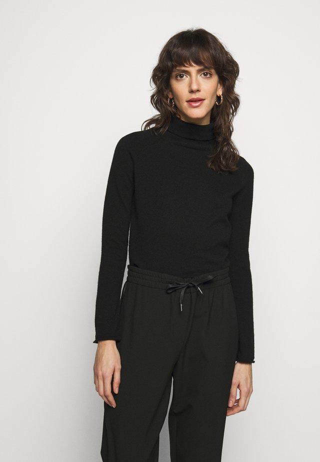 MASSA - Pullover - nero