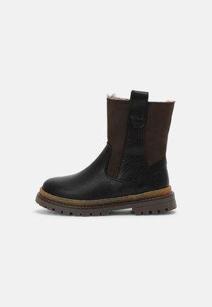 NIKO - Kotníkové boty - black