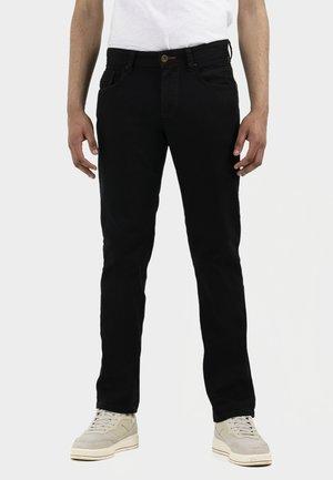 HOUSTON  - Straight leg jeans - black
