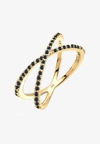 Elli - KREUZ - Ring - bi-coloured - 5
