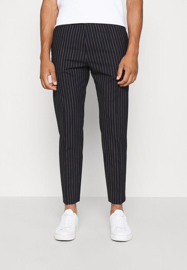 HOWARD - Trousers - dark blue