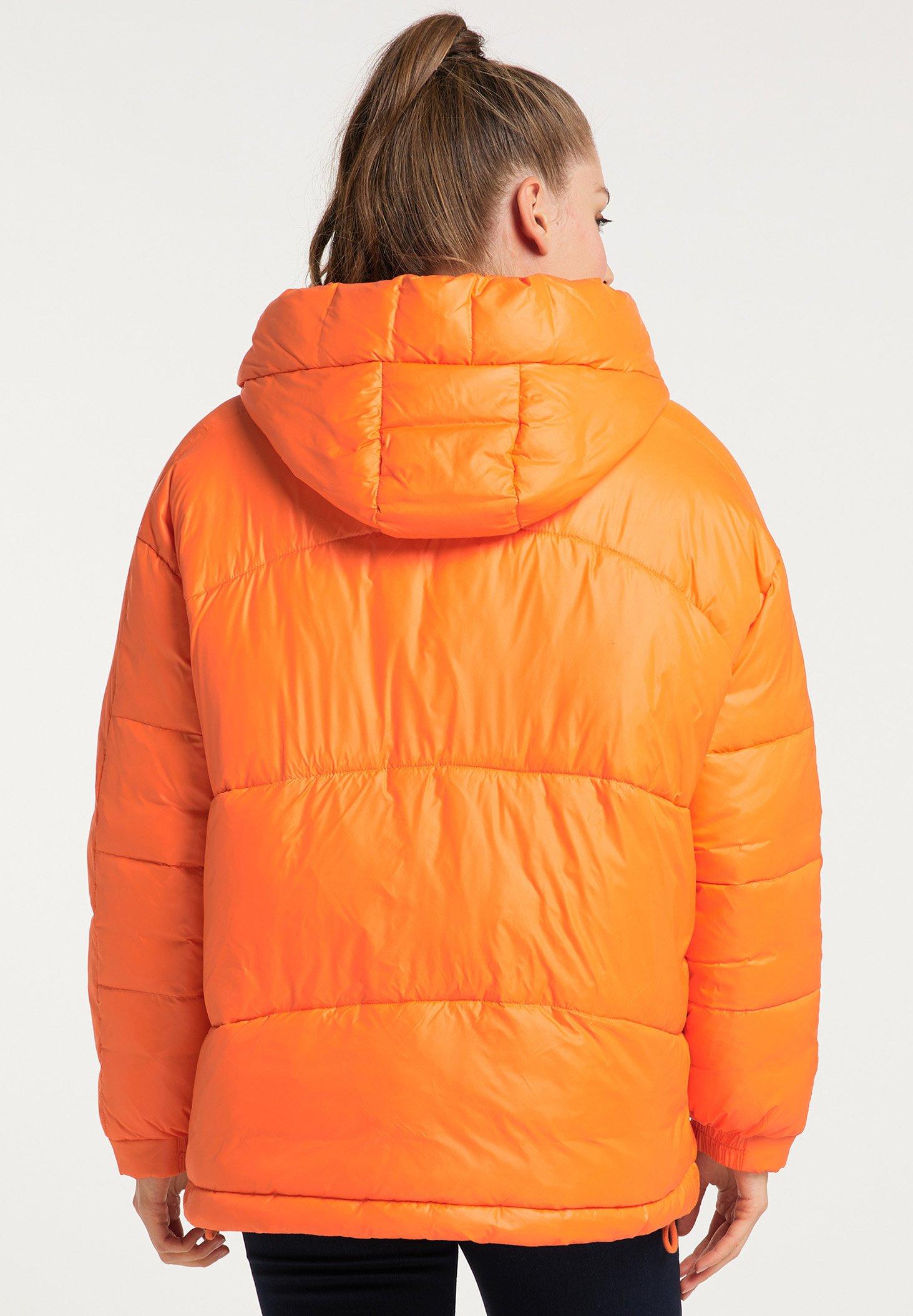 myMo Winterjacke orange
