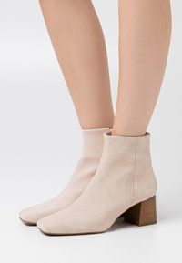 Zign - Ankle boot - beige - 0