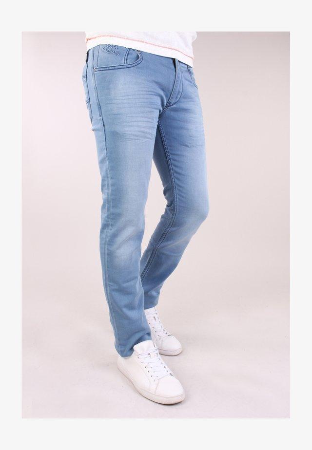 TREVISO BLEACH - Jeans a sigaretta - bleach