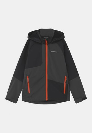 KENTON UNISEX - Kurtka Softshell - granite