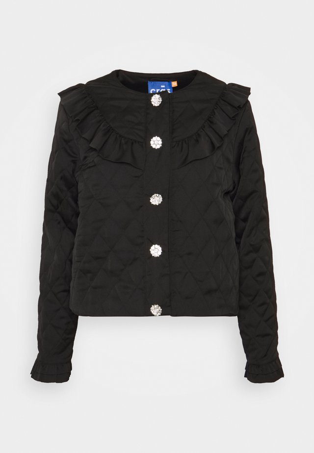SALLYCRAS JACKET - Blazer - black
