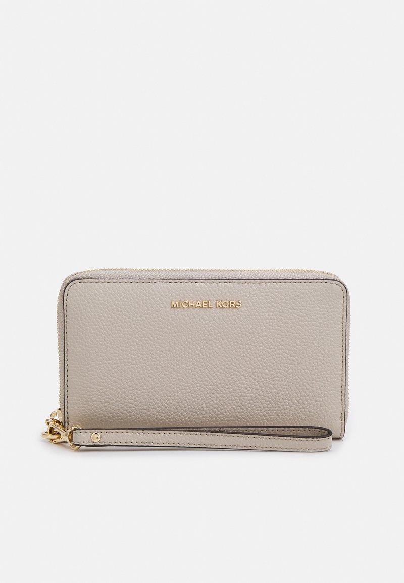 MICHAEL Michael Kors - JET SET FLAT CASE - Wallet - light sand