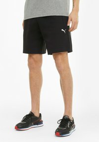 Puma - BMW M MOTORSPORT  - Sports shorts -  black - 0