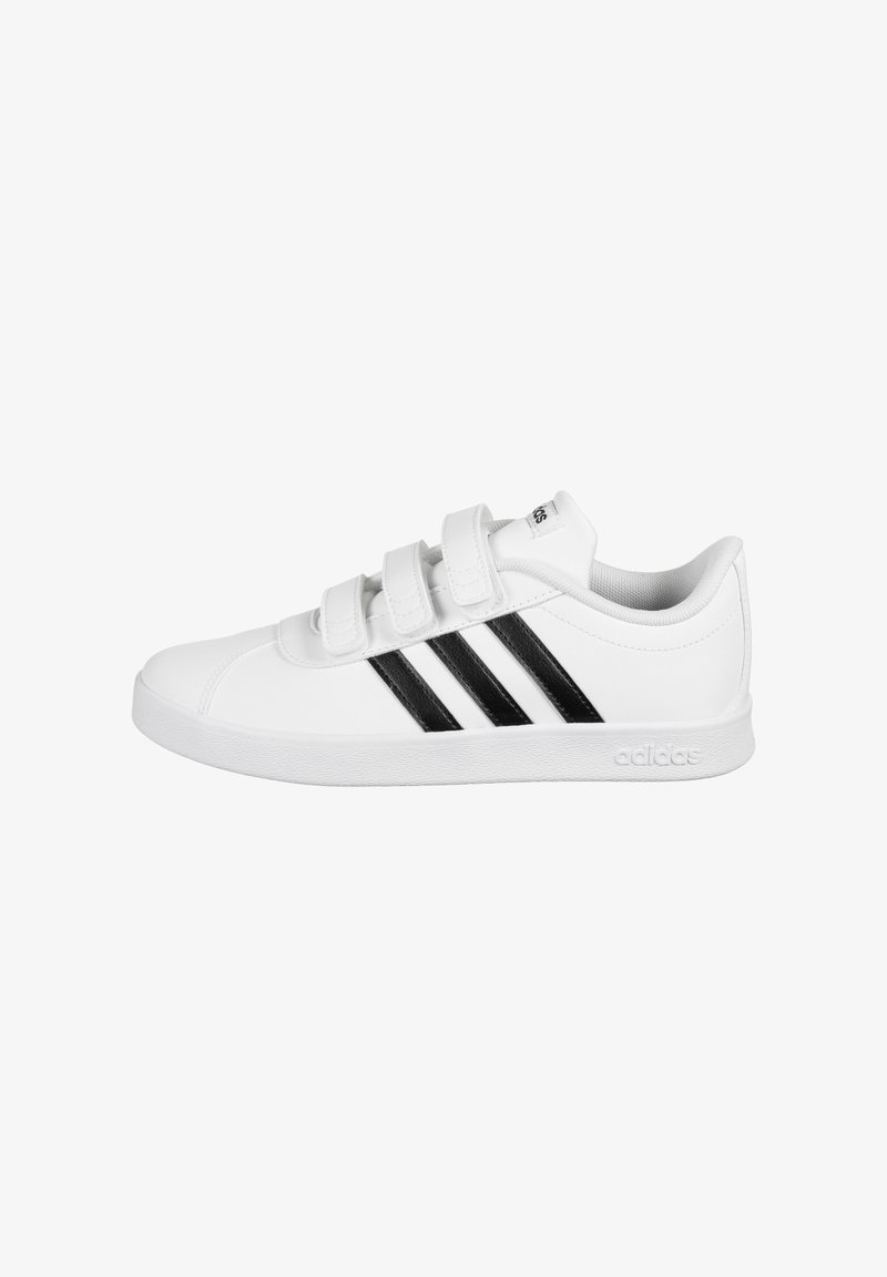 adidas Performance - Sports shoes - footwear white / core black / footwear white