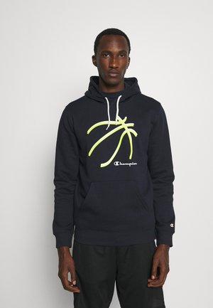 GRAPHIC SHOP BASKET HOODED - Sweatshirt - navy