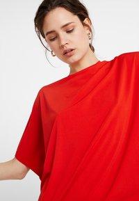 KIOMI - Jersey dress - red - 4