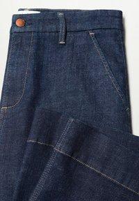 Violeta by Mango - LILA - Bootcut jeans - blue - 5