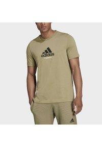 adidas Performance - US OPEN FENC - Sports shirt - green - 3