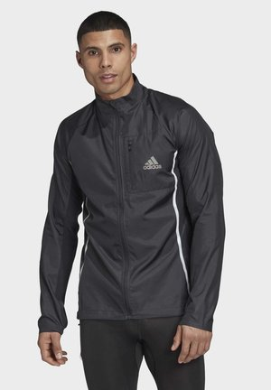 ADI RUNNER SUPERNOVA RUNNING - Veste de survêtement - black