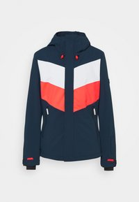 APLITE - Snowboard jacket - blue