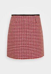 maje - JENALT - A-line skirt - fuchsia - 5