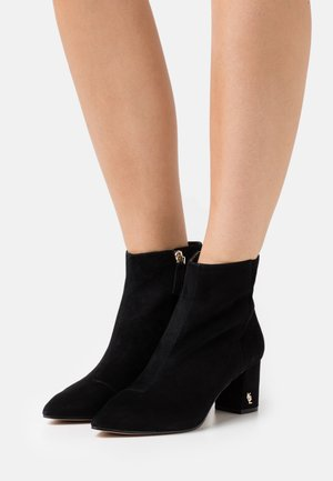 BURLINGTON - Boots à talons - black