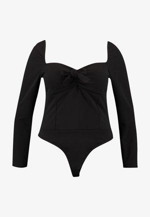 MILKMAID LONG SLEEVE - Langarmshirt - black