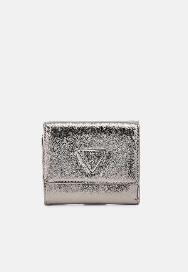 SANDRINE SMALL TRIFOLD - Portefeuille - pewter