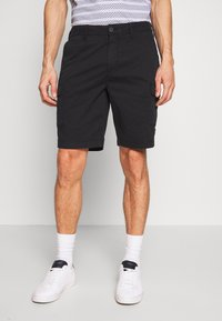 Lyle & Scott - Kraťasy - jet black - 0