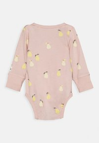 Lindex - WRAP PEAR 2 PACK - Body - light dusty pink/light dusty yellow - 1