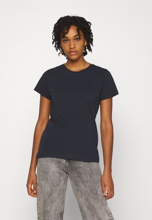 ROSA BASIC TEE - T-shirts - total eclipse