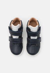 Bisgaard - VINCENT UNISEX - Baby shoes - navy - 3