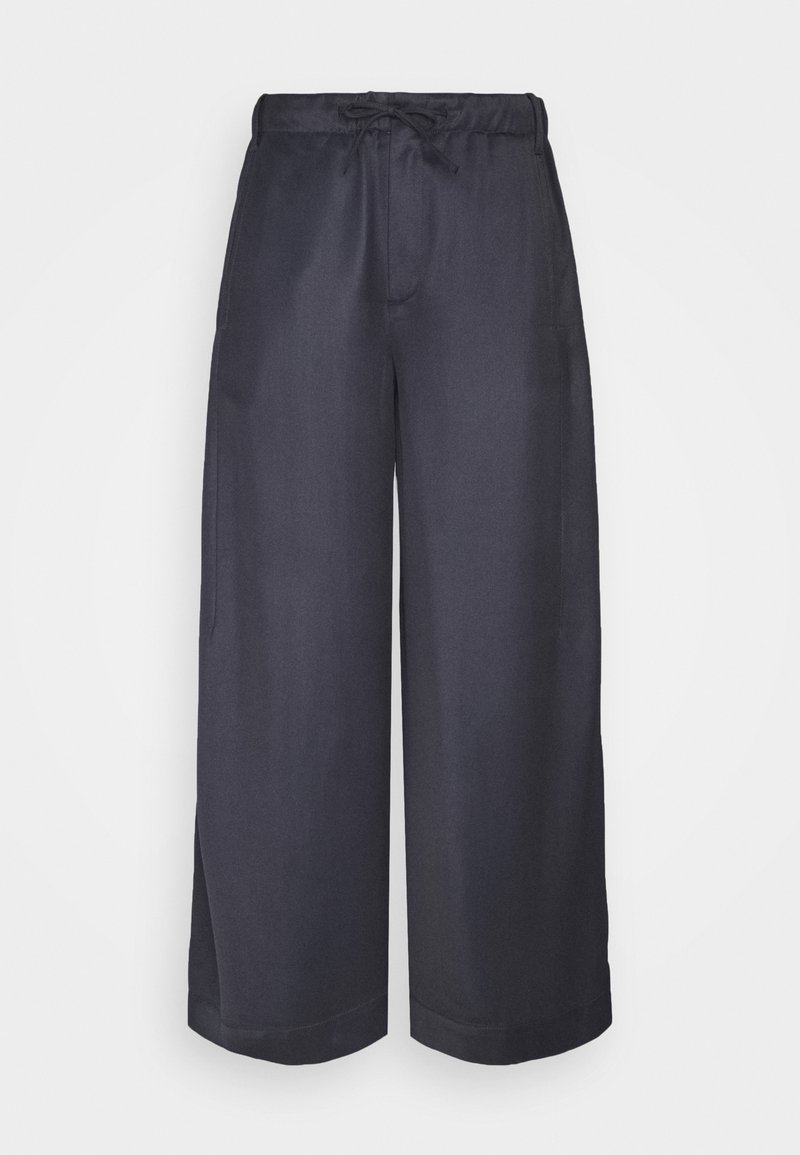 CLOSED - ELEN - Trousers - thunder sky