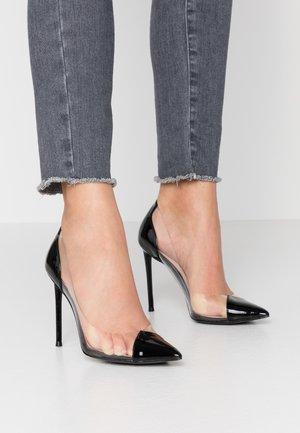 MALIBU - Høye hæler - black