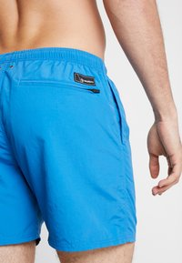 Brunotti - HESTER MENS SHORTS - Plavky - blue wave - 1