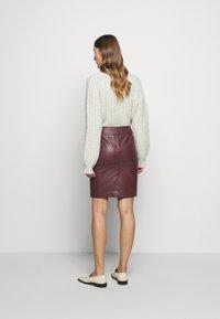 2nd Day - CECILIA - A-line skirt - sassafras - 2