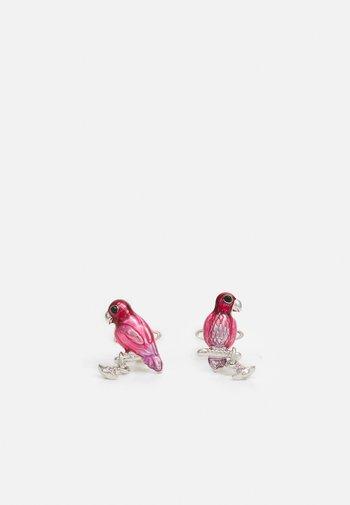 ALICIA EARRINGS - Earrings - multi/pink/black