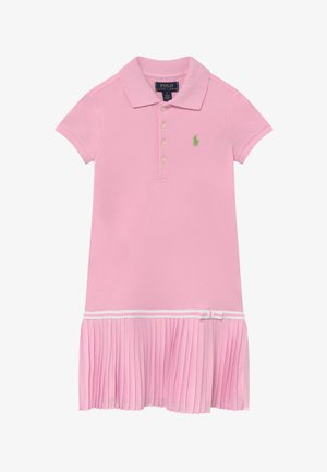 POLO DRESS - Vestido informal - carmel pink