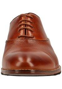 Salamander - Smart lace-ups - british tan - 5