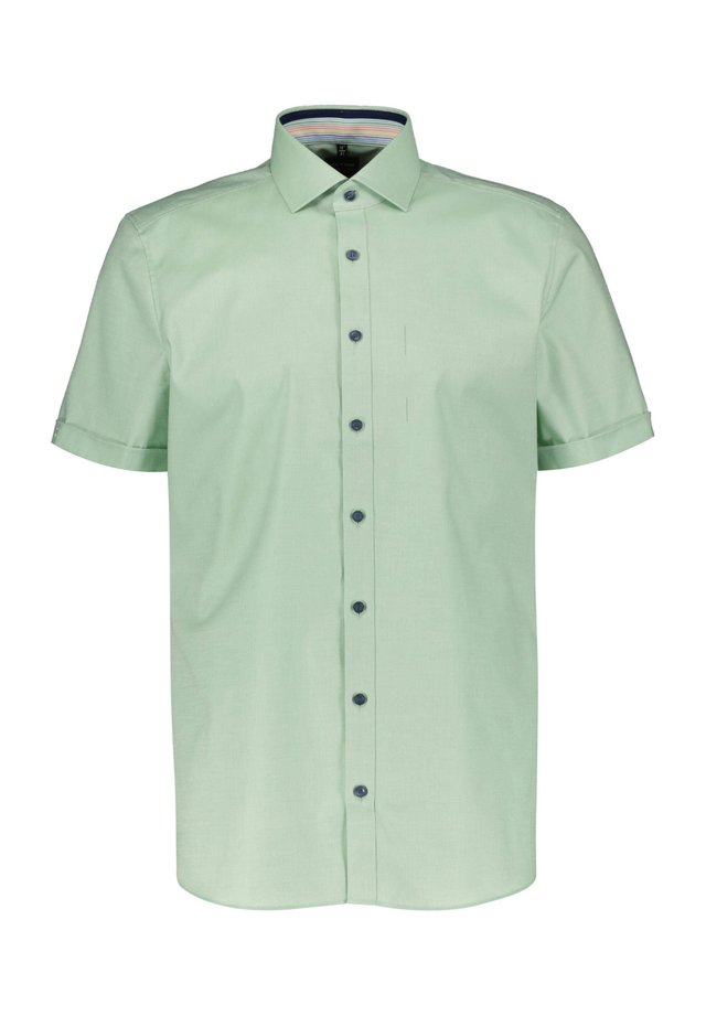 SLIM FIT  - Shirt - pistazie (41)