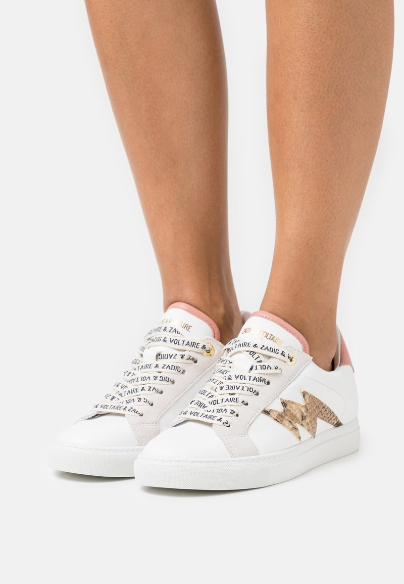 Zadig & Voltaire - WILD - Sneaker low - white