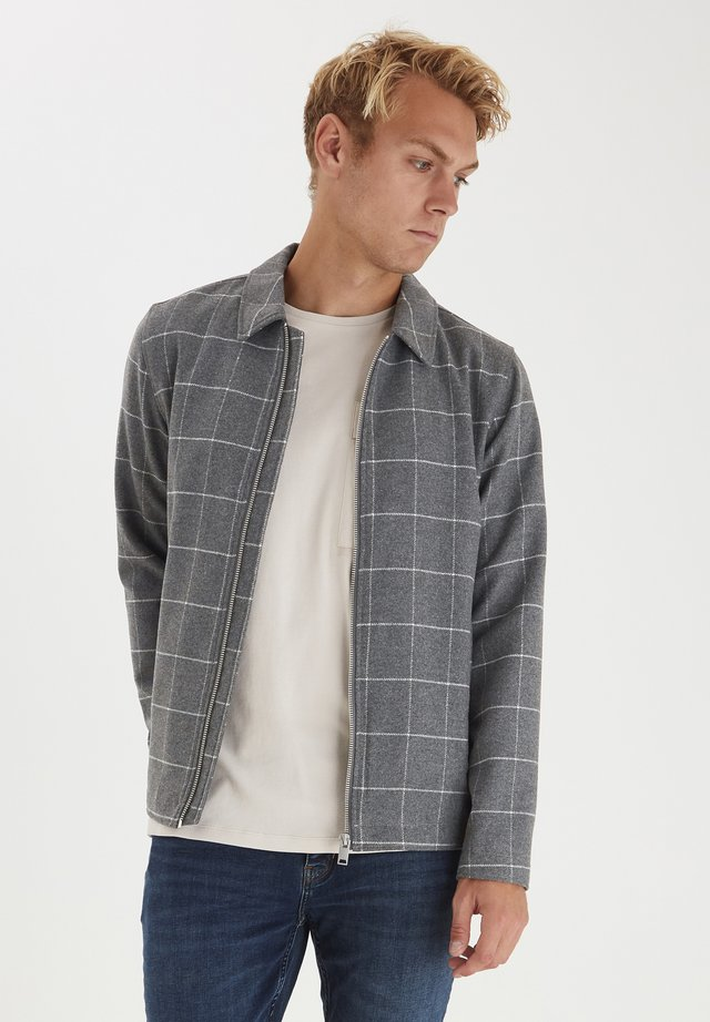 Veste légère - light grey melange
