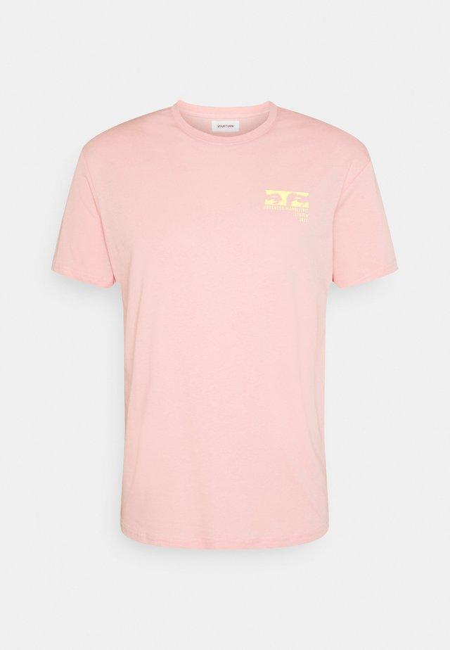 UNISEX - T-shirt con stampa - pink