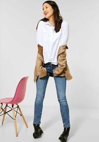 Street One - Button-down blouse - weiß - 1