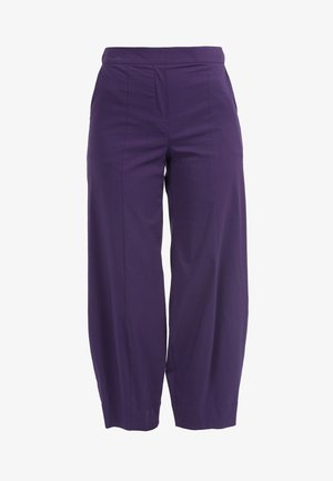 Trousers - lila