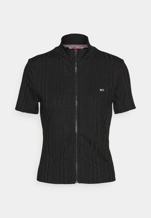 TJW - Print T-shirt - black
