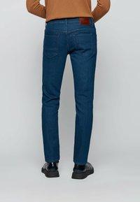 BOSS - CHARLESTON4 - Slim fit jeans - dark blue - 2