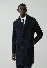 Mango - DART-I - Manteau classique - dunkles marineblau - 0