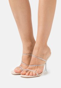 BEBO - ONORIA - T-bar sandals - nude - 0