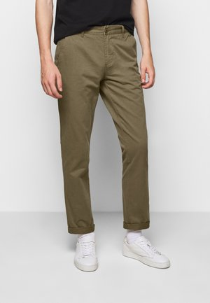 BROOK - Chinos - olive