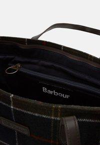 Barbour - WITFORD TARTAN TOTE - Tote bag - classic - 3