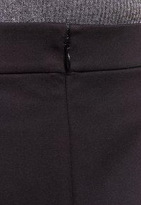 J.CREW - SKIRT BISTRETCH - Pouzdrová sukně - black - 3